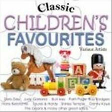 CLASSIC CHILDREN'S FAVOURITES NEW CD