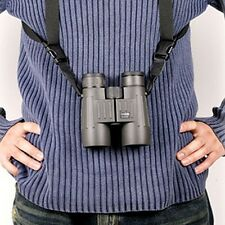 BINOCULARS HARNESS Strap Belt for Bushnell Night Vision Tasco Pentax Carl Zeiss