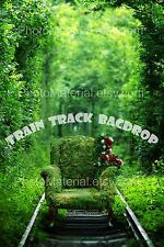 Photoshop Background Photo Overlays Digital Backdrop Photography Mossy Chair