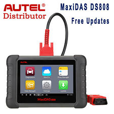 Autel MaxiDAS DS808 Diagnostic Scanner OE-level Diagnostic Full Car Models