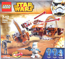 Lego Star Wars 75085 Hailfire Droid Super Battle Droiden Clone Trooper NEU NEW