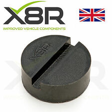 Rubber Jacking Pad Block Pads Adaptor Protector Protection Slot Sill Pinch Weld