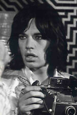 MICK JAGGER POSTER PAGE 1969 THE ROLLING STONES . F16
