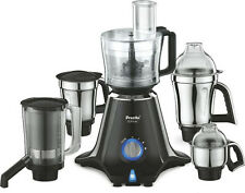 Preethi Mixer Grinder Zodiac 750watts with Master Chef Jar + 4 jars (SMP2)