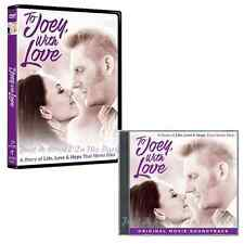 To Joey With Love: Joey + & and Rory Feek Complete Movie DVD + Soundtrack CD NEW