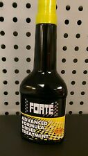 FORTE ADVANCED FORMLA CAR DIESEL FUEL TREATMENT 400ML. REDUCES SMOKE EMISSIONS