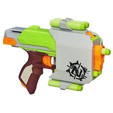Nerf Zombie Strike Side Strike Blaster Best Gift for Boys Outdoor Guns Toys New