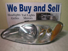 FORD TAURUS 2000-2007 LEFT/DRIVER SIDE OEM HEADLIGHT ASSEMBLY