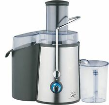 Gourmet Gadget Stainless Steel 850W Pure Whole Fruit Vegetable Juicer