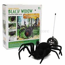 4CH RC Remote Control Realistic Spider Scary Toy Prank Boys Children Gift Model