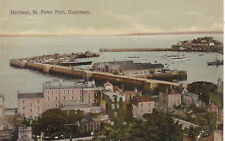 GUERNSEY , UK , 00-10s ; Harbour , St. Peter Port