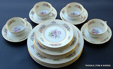 EMPIRE by NORITAKE FINE CHINA 20 PIECE SET ~ DINNER FOR  4 or 8 ~ OCCUPIED JAPAN