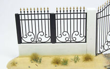 1/35 Scale model kit Metal Fence Set A = Matho models photo etched
