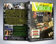 """""""The Legend of Virgil & His Traveling Merchandise Table"""" 2-Disc DVD"""
