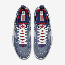 NIKE AIR TRAINER HUARACHE LOW USA Size 14. Flight red whitr blue 4th of july qs