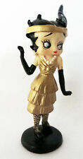Retired Westland Giftware Betty Boop Mini Figure 1940's - 24073