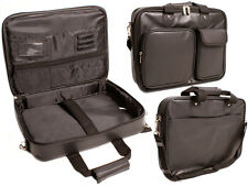 Widesceen Laptop Notebook Business Briefcase Travel Bag Messenger Carry Case