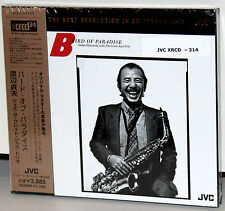 XRCD VICJ 61159: Sadao Watanabe - Bird of Paradise - OOP 2003 JAPAN OBI SEALED