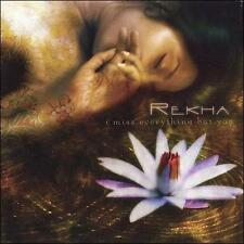 Rekha Ohal-I Miss Everything But You  CD NEW