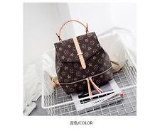 Women European Style Stud Backpack School Bag Korean Girl's Bookbags swagger bag