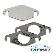 100. EGR Blanking Plate Gaskets for Fiat Ducato Iveco Daily 2.3 JTD Multije HPI