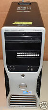 Barebones Dell Precision T3500 Workstation Desktop XEON W3503 2.4GHz DVD-ROM #II