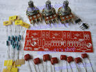 Amplifier Passive Tone Board Bass Treble Volume Control Pre-amplifier Board Kits