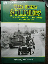 History Australia 4th 19th LIght Horse in Vietnam War Vung Tau Personnel Carrier