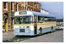 pt7562 - Applebys  Bus to Scarborough in Lincoln - photograph 6x4