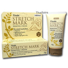 STRETCH MARK REMOVAL CREAM Reduces stretch mark ridges and discoloration 50 Gr.