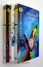Philip K Dick 3 Book Collection Classic SF Science Fiction Masterworks Set New