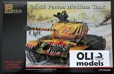 1/72 M-46 PATTON Medium Tank Korean War - Pegasus *7506*