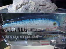 Mann's (NEW)Textured Stretch 30+ BIGFISH Trolling Lure T30-28 in BLUE MACKEREL