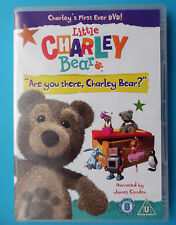 LITTLE CHARLEY BEAR- ARE YOU THERE, CHARLEY BEAR DVD REGION 2 2011 52 MINS