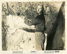INGRID BERGMAN  STROMBOLI  1950 VINTAGE PHOTO ORIGINAL