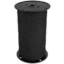 BlueWater Ropes 7mm x 50M Accessory Cord - Solid Black