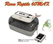 R-COM RCOM JURAGON MX-R60 REPTILE EGG INCUBATOR BRAND NEW WITH WARRANTY