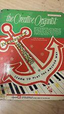 The creative organiste: joyeux noël: jouer l'ancre way: musique (H3)