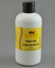 Concentrated Essence of Pure Australian Emu Oil 250ml