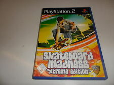 PlayStation 2  PS 2  Skateboard Madness: Xtreme Edition
