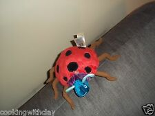 PLUSH DOLL FIGURE ERIC CARLE KIDS PREFERRED GROUCHY Spider  Child BOOK TOY