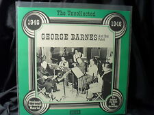 George Barnes And His Octet - 1946 / The Uncollected