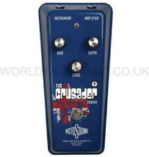 Rotosound RTC1 The Crusader Chorus Electric Guitar Effects FX Pedal