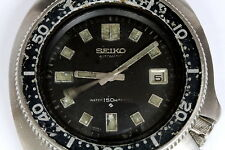 Seiko 17 jewels 6105-8110 divers watch - Serial nr. 4D0175