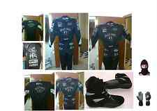 Jack daniel's kart race suit KIT CIK/FIA level 2 2013 style(free gifts)