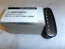 ROVER 75 MG ZT AUTOMATIC GEARCHANGE ILLUMINATOR GENUINE NEW ORIGINAL  UCX100072