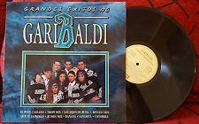 Latin Pop GARIBALDI *Grandes Exitos* VERY RARE 1992 Spain LP PATRICIA MANTEROLA