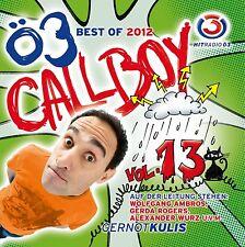 CD Ö3 CALLBOY Vol. 13 (Gernot Kulis) NEU+OVP