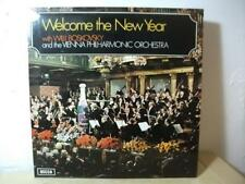 SXL 6526 STRAUSS etc Welcome The New Year BOSKOVSKY VIENNA DECCA NB STEREO LP EX