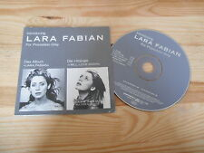 CD chanson Lara Fabian-Introducing (5 Song frammenti) PROMO Epic CB